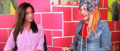 Teen Mom Farrah Abraham appears on The Shananay Show on Shane Dawson's Youtube channel