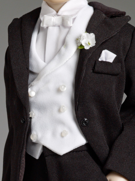 Forever Edward Cullen groom wedding Tonner Doll