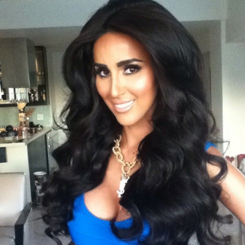 Lilly Ghalichi Shahs of Sunset