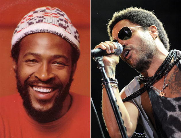 Lenny Kravitz to portray Marvin Gaye