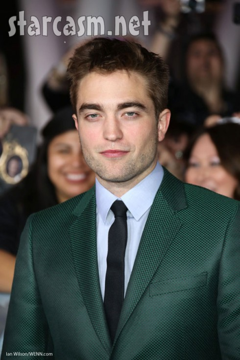 Robert Pattinson last Twilight premire