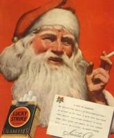 Santa quit smoking