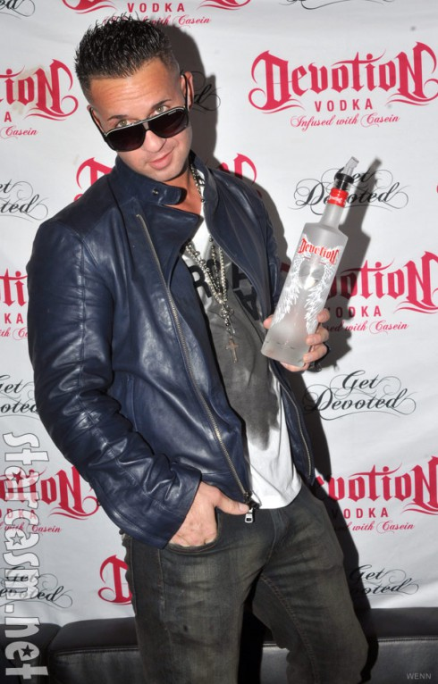 Mike Sorrentino The Situation sues Devotion Spirits makers of Devotion Vodka