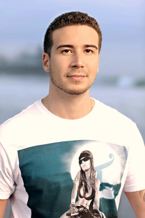Vinny Guadagnino The Vinny Show talk show on MTV