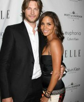 Halle Berry and Gabriel in happier times