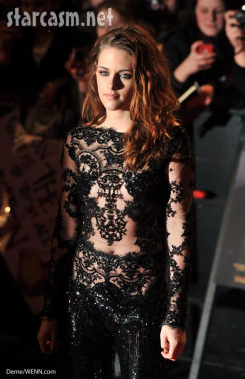 Kristen Stewart lace bodysuit breaking dawn hot pretty