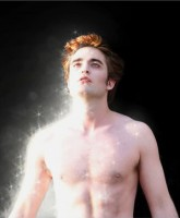 Glittery Robert Pattinson Twilight