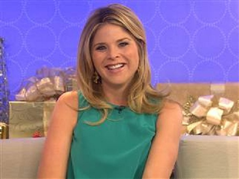 Jenna Bush announces pregnancy on the 'TODAY Show'