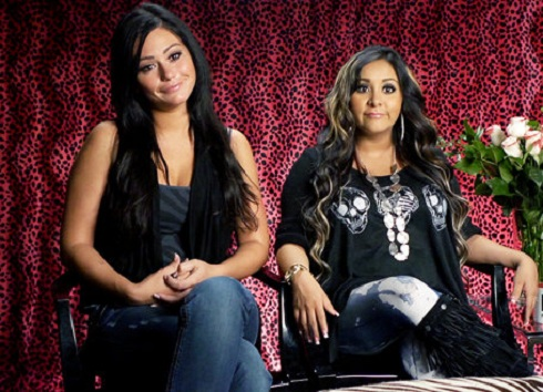 Jenni &quot;Jwoww&quot; Farley and Nicole &quot;Snooki&quot; Polizzi