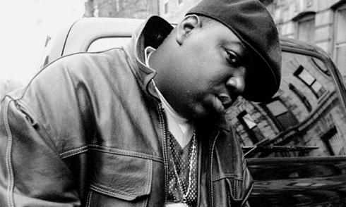 Notorious B.I.G. aka Christopher Wallace