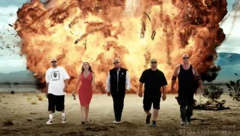 Storage Wars cast photo