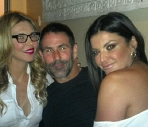 Brandi Glanville, Darin Harvey, and Jennifer Gimenez