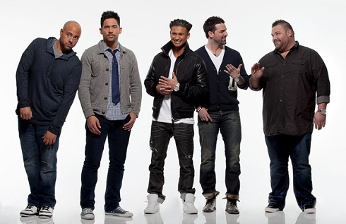 'The Pauly D Project' cast photo