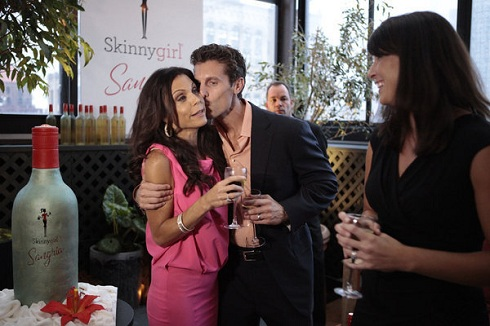 Bethenny Frankel and Jason Hoppy on 'Bethenny Ever After'
