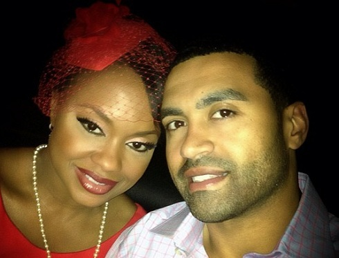 'Real Housewives of Atlanta' couple Phaedra Parks and Apollo Nida