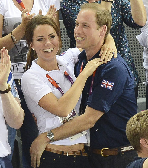 Kate Middleton and Prince William are expecting a baby in July