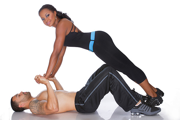 phaedra parks donkey booty workout dvd video and photos