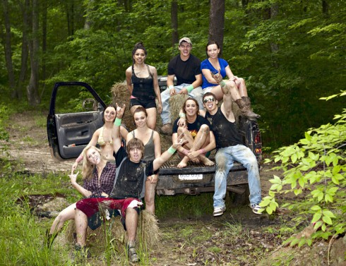 Buckwild cast photo Season 1