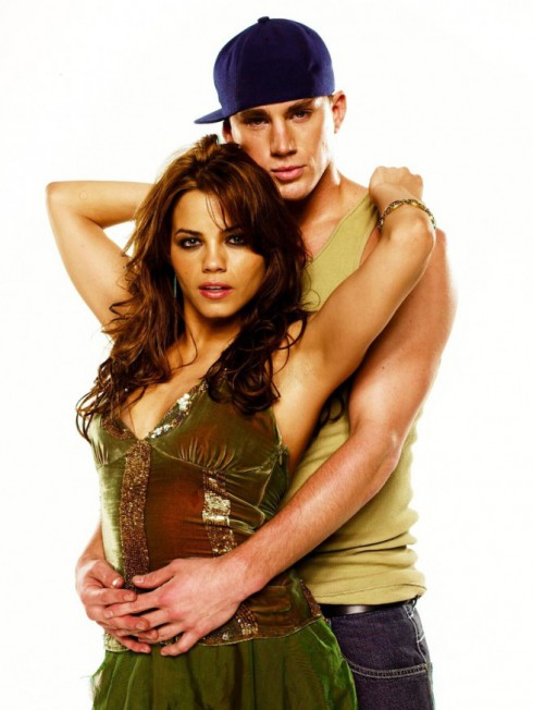 Channing Tatum and Jenna Dewan from Step up