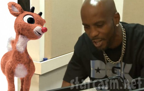 DMX Rudolph the Red-Nosed Reindeer