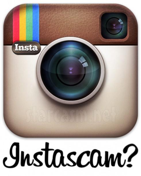 Instascam Instagram logo