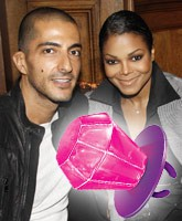 Janet Jackson And Qatar Billionaire Businessman Wissam Al Mana Became  Engaged Recently U2014 But Donu0027t Expect To See Janetu0027s New Bling Anytime Soon.
