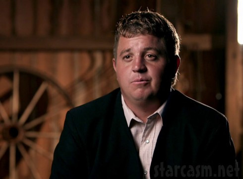 Lebanon Levi from Amish Mafia on Discovery channel