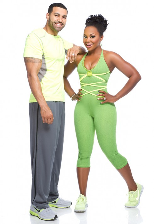 Phaedra Parks Apollo Nida workout DVD
