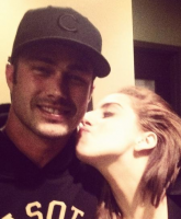 Taylor Kinney and girlfriend