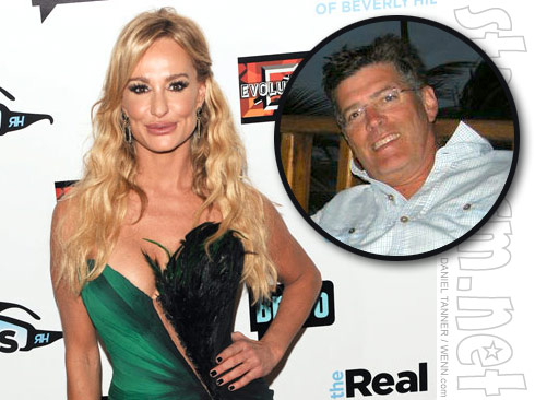Taylor Armstrong and boyfriend John Bluher who is still married
