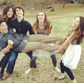 Family Album: Willie and Korie Robertson's five kids - starcasm.net