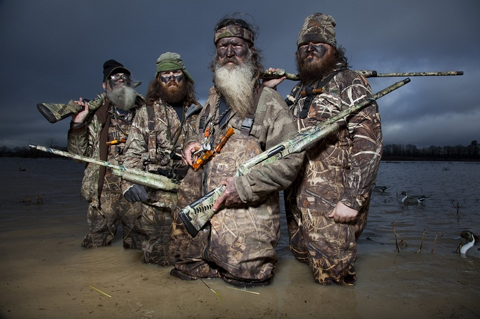 duck commander operates something like the way it is portrayed on duck