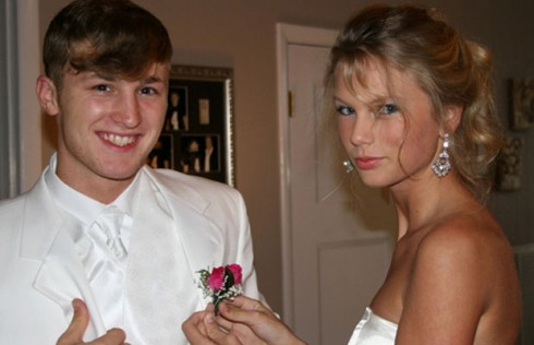 Brandon Borello, one of Taylor Swift's first boyfriends