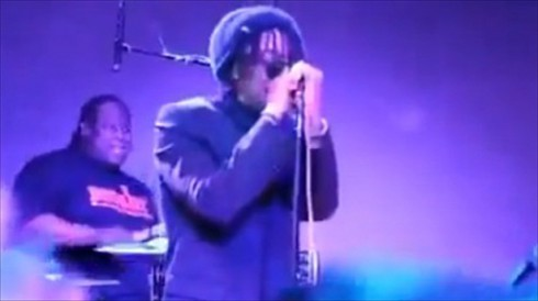 Lupe Fiasco's pre-Inauguration performance in Washington D.C.