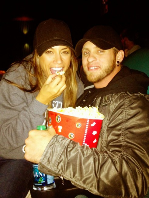 'One Tree Hill' star Jana Kramer and country singer fiance Brantley Gilbert