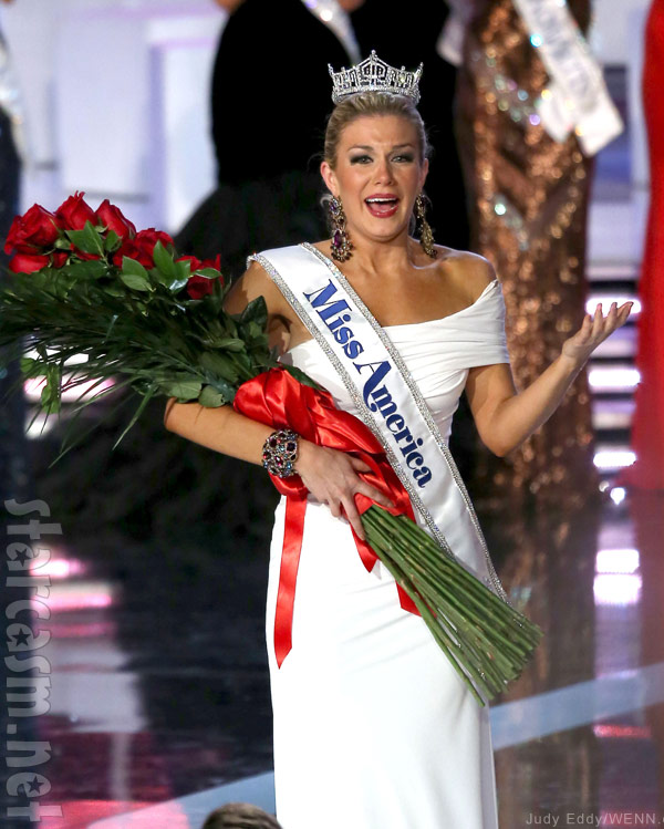 photos 2013 miss america mallory hagan swimsuit evening gown talent and crowning
