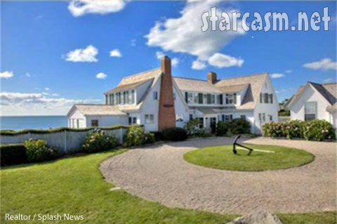 Taylor Swift's home next to the Kennedy Compound in Cape Cod