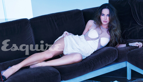 Megan Fox in Esquire Magazine February 2013