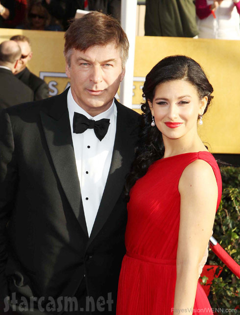 Alec Baldwin and wife Hilaria Thomas Baldwin are expecting