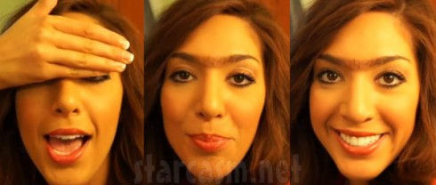 Farrah-Abraham's-Unibrow