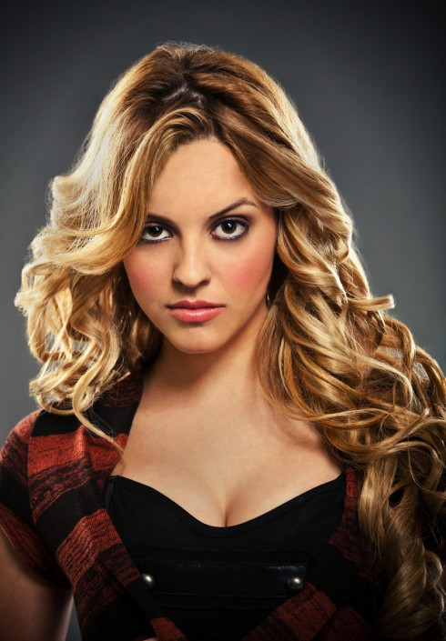 Teen Wolf Erica played by Gage Golightly
