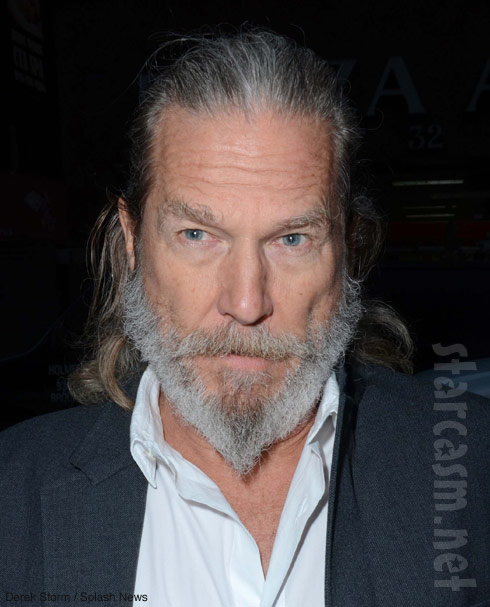Jeff Bridges zen master