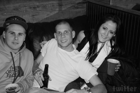 Jenelle Evans parties after her miscarriage with Gary Head