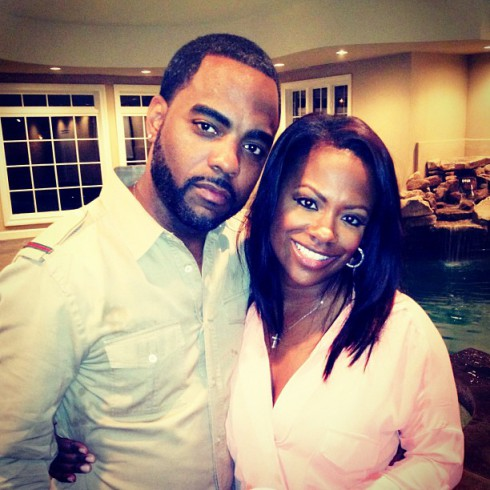 Kandi Burruss engaged to Todd Tucker