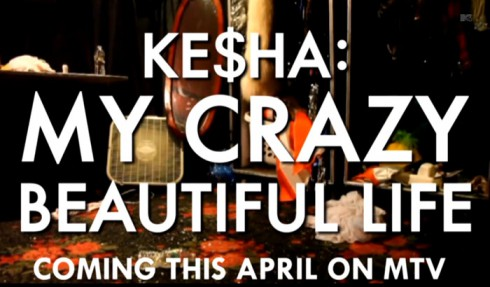 Kesha My Crazy Beautiful Life reality show