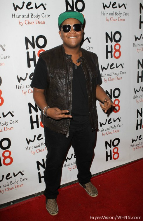 Kyle Massey of The Massey Boyz