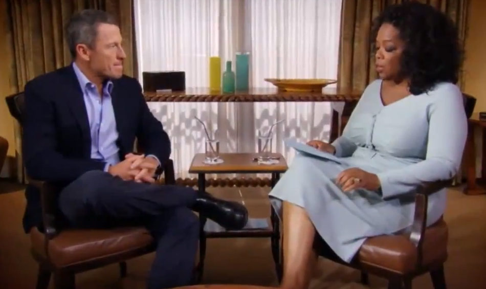 Oprah Interview with Lance Armstrong