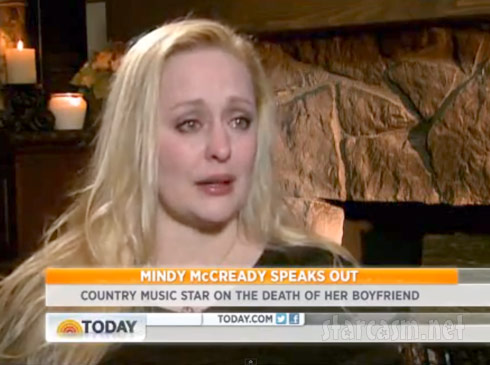 Mindy McCready interview about the death of her boyfriend David Wilson