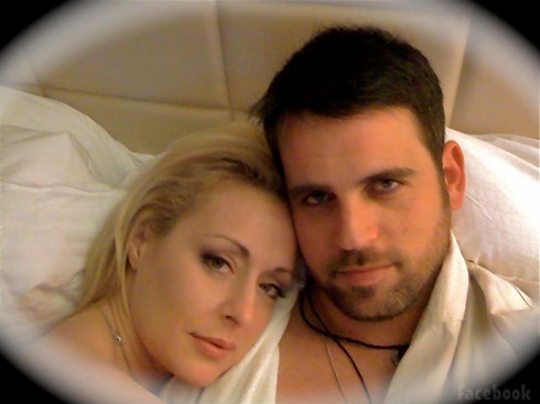 Mindy McCready and boyfriend David Wilson together