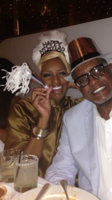 Gregg Leakes proposes to NeNE Leakes on New Years Eve